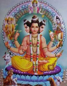 Shri Dattatraya Bhagwan Ji