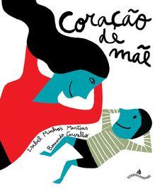 Coração de Mãe  #BookCover #Book #Cover -  Tordesilhas