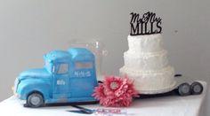 18 wheeler cake hauler