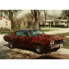 """@hhclassicparts's photo: """"Do you commute in your #Chevy #Chevelle?"""""""