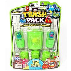 The Trash Pack - 12 Trashies Pack [Series 1]
