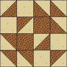 Block of Day for November 26, 2016 - Crosses and Losses-strip piecing-The pattern may be downloaded until:Tuesday, December 6, 2016.