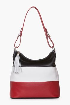 Geanta in trei culori din piele naturala P117-T -  Ama Fashion Rebecca Minkoff, Bags, Fashion, Handbags, Moda, Fashion Styles, Fashion Illustrations, Bag, Totes