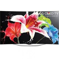"""LG 55EC9300 55"""" 1080p Smart 3D Curved OLED TV for $2,888.88 - best price 55EC9300 in"""