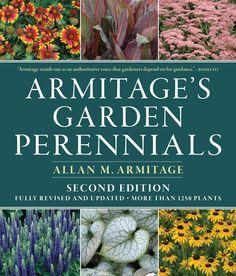 APRIL: Armitage's Garden Perennials