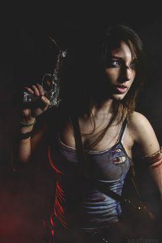 Lara Croft (Tomb Raider) #cosplay