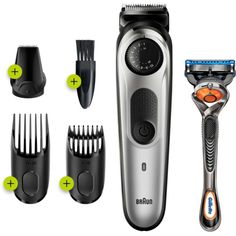 Really good recommendations to check into Best Trimmer For Men, Braun Beard Trimmer, Electric Beard Trimmer, Best Electric Razor, Beard Designs, Layered Bob Hairstyles, Beard Styles For Men, Beard Trimming, Philips