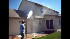 Apartment Pressure Washing Buildings in Camp Hill PA. House washing Mech...