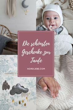 Die schönsten Geschenke zur Taufe. Liebevoll skandinavisch.  nordliebe.com
