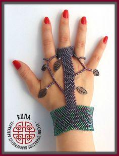 my idea for bracelet