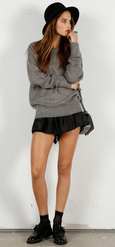 Just Female Sea Knit Sweater - WHAT'S NEW at SCARLETCLOTHING.COM