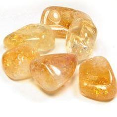 Piedra citrina talismanes de amor