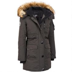 Noize 3/4 Length Parka w/ Zipper Detail and Large Faux-Fur Hood $249.99                      Our Price Now:                                           $600.00                      Comp Value Was: