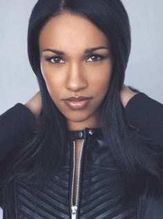 Candice Patton Cast In CW Pilot 'The Flash'
