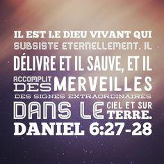 Dieu est vivant Dieu sauve! Le reconnais-tu? #VersetDuJour #GloireADieu #Sauveur
