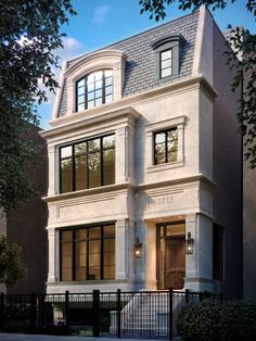 Available - You are in the right place about Architecture House model Here we offer you th Townhouse Exterior, Sims House, Facade House, House Facades, Brick Facade, House Exteriors, House Goals, Future House, Architecture Design