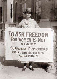 Old Picture of the Day: Women's Suffrage