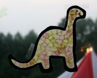Kids Dinosaur Crafts