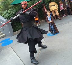 Things to do at Disneyworld: Jedi Training Academy