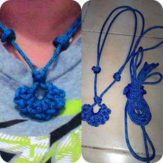 #paracord necklace