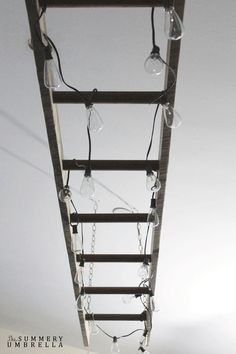DIY Ladder Light