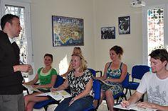 Language school in Malaga Spain, Learn Spanish in Spain, Cervantes school, Spanish courses