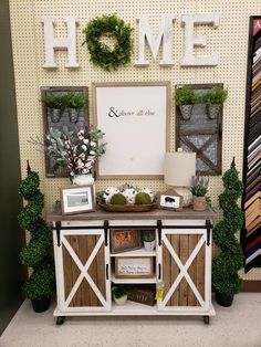 , Check more at - , Check more at Best Picture For work office decor navy For Your Taste You - Hobby Lobby Wall Decor, Hobby Lobby Furniture, Feng Shui, Decoration Ikea, Board Decoration, Wall Decorations, Rustic Farmhouse Decor, Farmhouse Office, Country Farmhouse