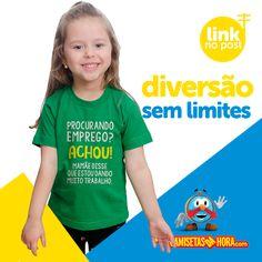 Camisetas da Hora - Camisetas Engraçadas, Estilosas e Inteligentes. Camiseta, Camisetas,: Camiseta - Procurando emprego