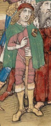 Diebold Schilling, Spiezer Chronik Bern · 1484/85 Mss.h.h.I.16  Folio 246