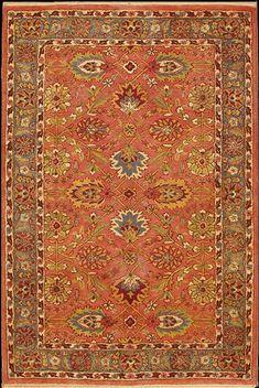 NOMAD ART Carpet & Kilim PERSIAN MAHAL
