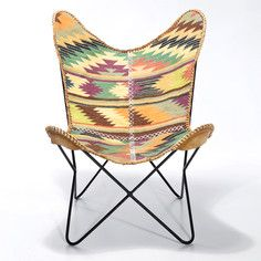 Kilim Butterfly Chair, 220€, now featured on Fab.