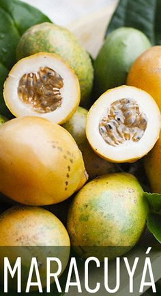 Mucho más que solo la fruta de la pasión! Honeydew, Plum, Fruit, Vegetables, Natural, Food, Degenerative Disease, Muscle Pain, Juices