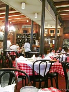 The Bon Ton Cafe. NOLA. A local suggested this to me. Who knew it was where all the best chefs in the city go to.