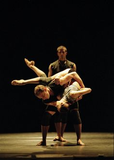 Silvie Giullem & Ballet Boyz