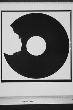 Rudo Prekop Circle Art, Anais Nin, Abstract Expressionism, Circles, Lettering, Artwork, Beauty, Inspiration, Image