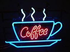 Coffee Neon Sign