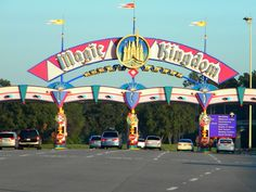Magic Kingdom Toll Plaza, Walt Disney World, Florida Disney World Florida, Walt Disney World, Disney World News, Disney Vacation Club, Disney World Resorts, Disney Vacations, Disney Parks, Disney Pixar, Downtown Disney
