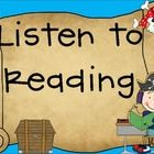 This set of reading strategy posters is perfect for a primary classroom with a pirate theme.  I have included the following posters:  Read to Self,...