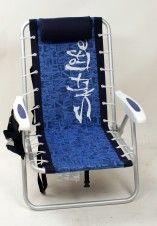 Live The Salt Life With The Salt Life Beach Chair | Www.islandbeachgear.com