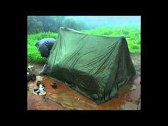 Ses Terapisi - çadır Rain, meditasyon, çalışma, uykusuzluk, rahatlatıcı, uyumak için geliyor - YouTube