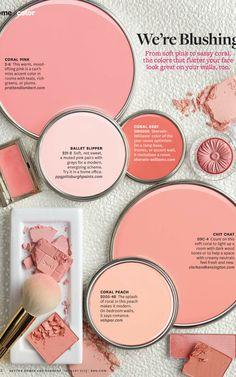 pink paints