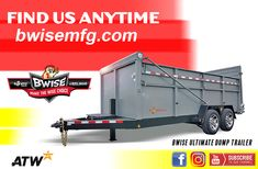 Find us anywhere! Dump Trailers, Car Cleaning Hacks, Farmer, Kitchen Appliances, Home, Diy Kitchen Appliances, Dump Trucks, House, Home Appliances