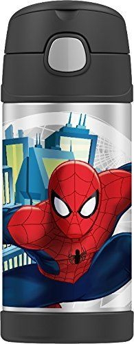 Thermos Funtainer 12 Ounce Bottle, Spiderman by Thermos, http://www.amazon.com/dp/B000YGJYJ8/ref=cm_sw_r_pi_dp_x_Rd5FzbBCEQS8E