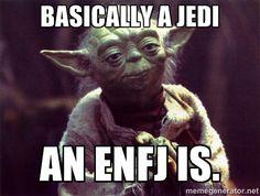 Jedi ENFJ....awesome