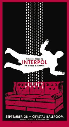 Interpol by Mike King