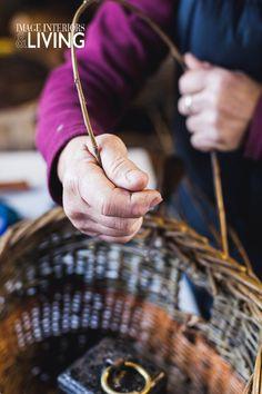Growing willow on her farm in Co Kildare, Kathleen McCormick has found a fourth career as a skilled basketmaker. Irish Design, Basket Weaving, Ireland, Career, Image, Carrera, Freshman Year, Irish