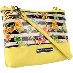 Betsey Johnson Juicy Fruity Crossbody purse $58