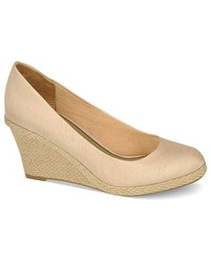 Life Stride Shoes, Costume Wedges - Pumps - Shoes - Macy's.  $60 at macys. this brand is really comfy, I bet they could be found somewhere else cheaper.