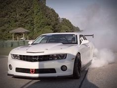 The g-Force Rival is made for the racetrack. But it's also legal for the street. Street or track. If it's paved, own it.  http://bfgoodrichtires.com/rival We caught up with Detroit Speed's Kyle Tucker testing the Rival in the week leading up to the 2013 One Lap of America. See how the team transformed a bone-stock Chevrolet Camaro into a ferocious racecar worthy of the Rival's grip. Then see how the Rival stands up to hard running at two of the One Lap of America's 2013 tracks .