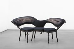 Sebastian Brajkovic Stretches, Twists and Extrudes Furniture Beyond Expectations - Core77